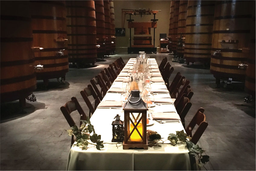 winery event venue
