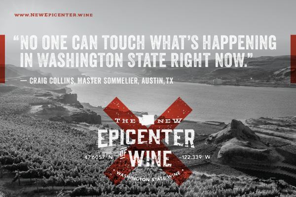 Your Hashtag Guide to Washington Wine Month