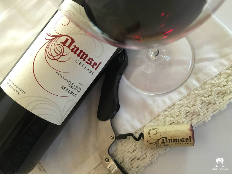 Meet Mari Womack of Damsel Cellars