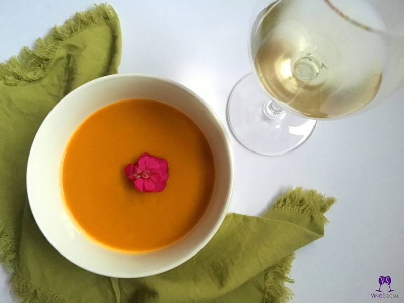 Easy Curried Sweet Potato Soup Recipe