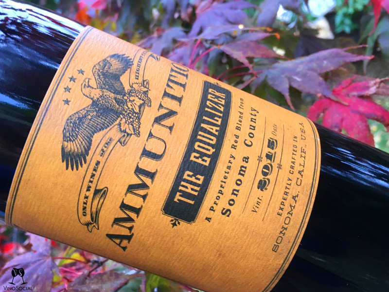 Ammunition Wine Offers Bang for the Buck