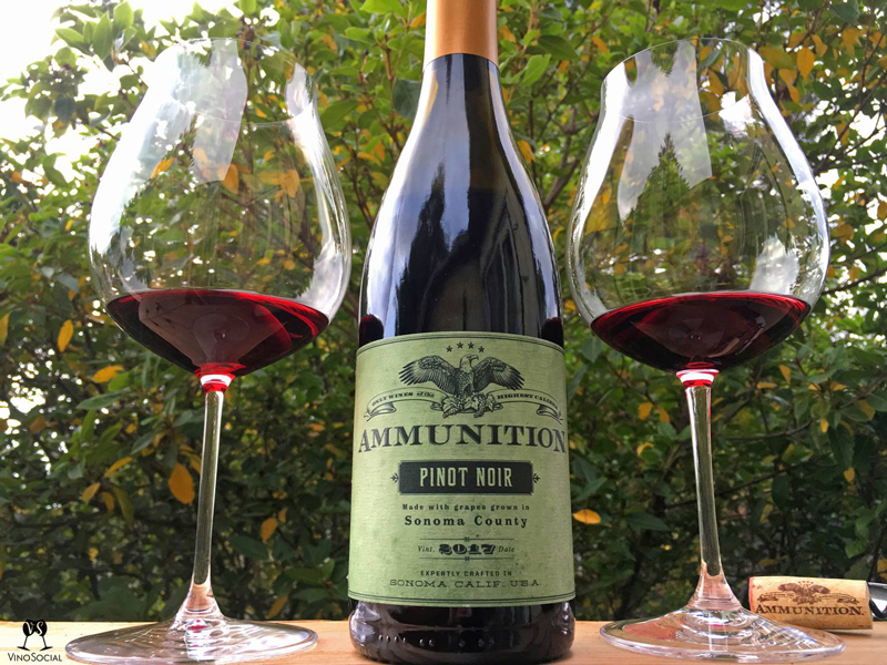 Sonoma County Pinot Noir