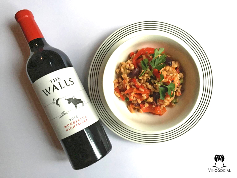 Pairing Tempranillo with Vegetarian Food