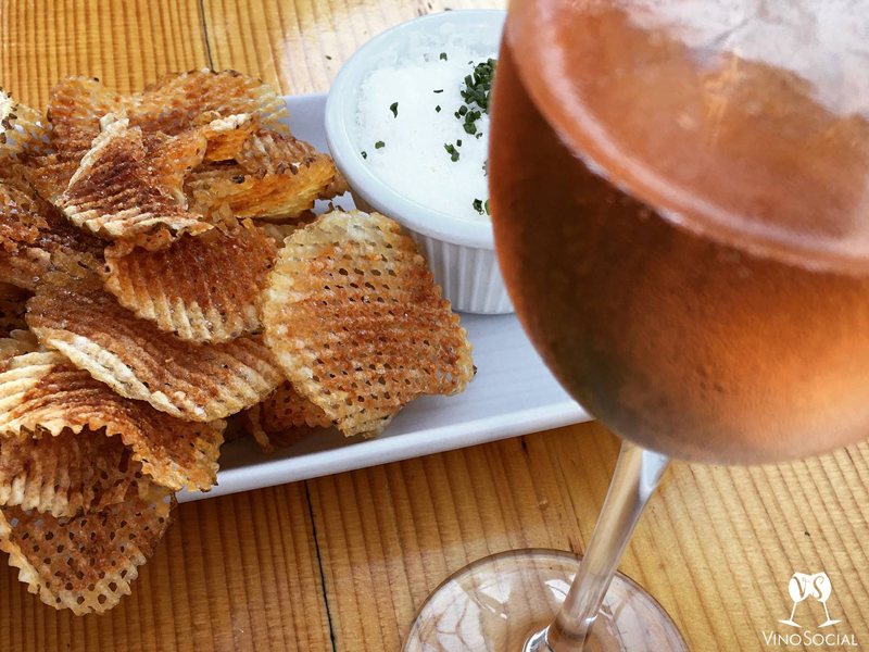 Chips, Dips, and Wine Pairings