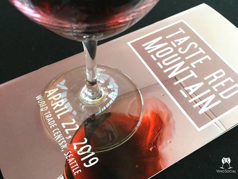 Taste Red Mountain Wine