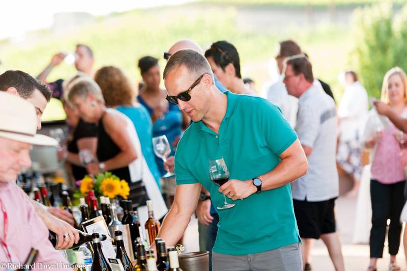Auction of Washington Wines Picnic
