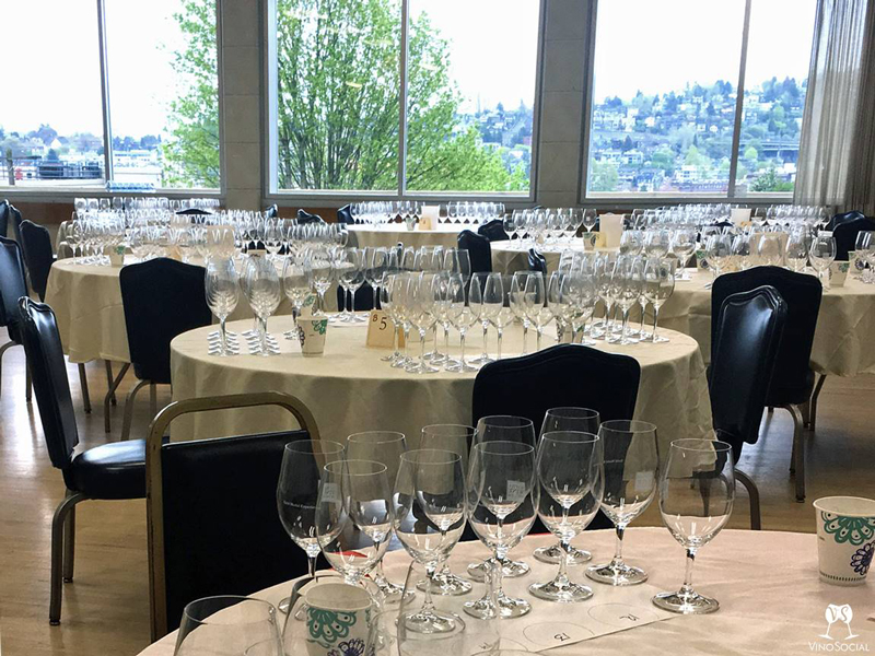 Wine Competition Setup