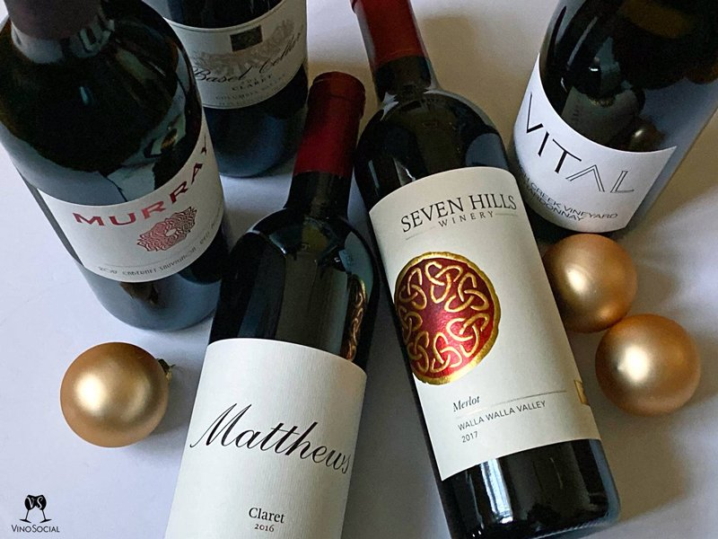 Sip the Season with Washington State Wine