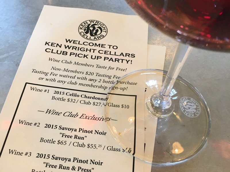 Let's Talk About Ken Wright Cellars Wine Club