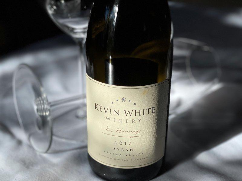 Kevin White Winery Syrah