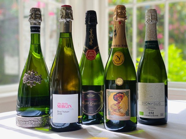 Taste Cava in the Kitchen with Ray Isle